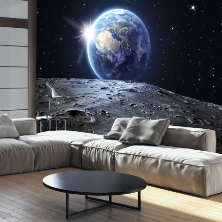 Fototapet - View of the Blue Planet