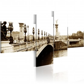 Tavla - Alexander II Bridge, Paris