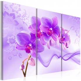 Tavla - Ethereal orchid - violet