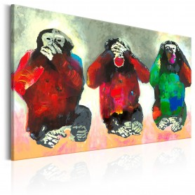 Tavla - Three Wise Monkeys