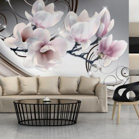 Fototapet - Beauty of Magnolia