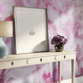 Fototapet - Orchid in Gold